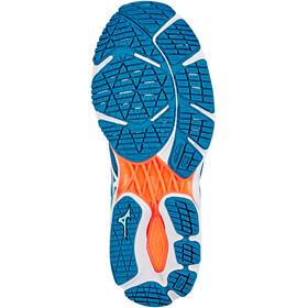 Mizuno Wave Shadow 2 - Zapatillas running Mujer - azul/blanco